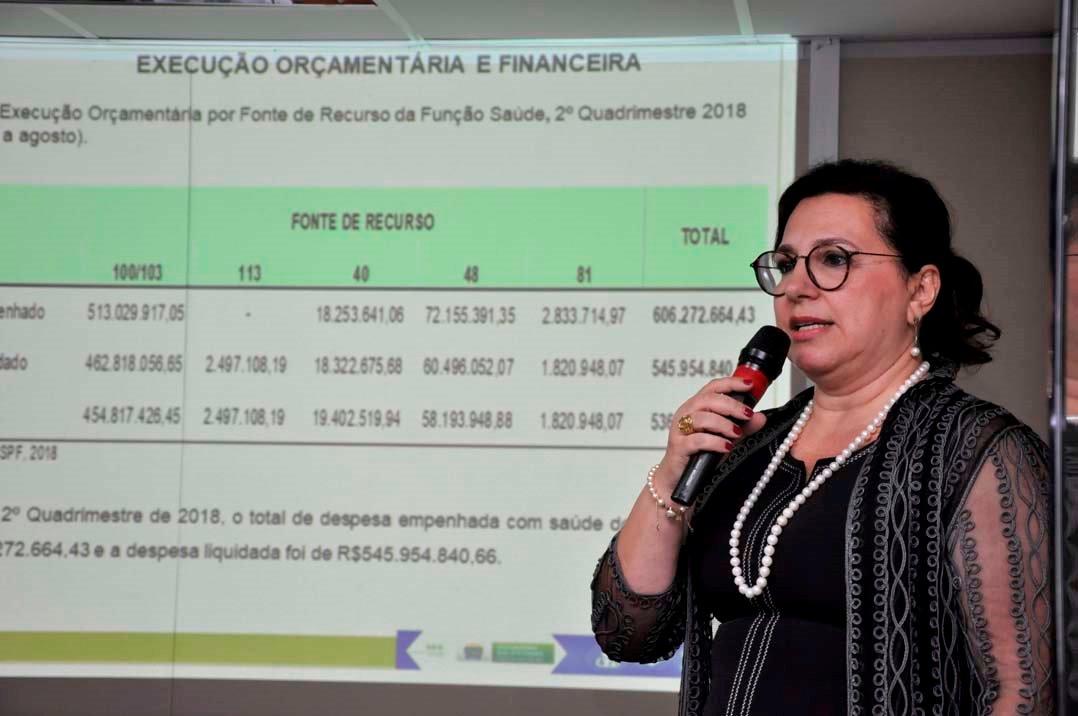 No total, foram contabilizados R$ 606.272.664,43 empenhados para a saúde