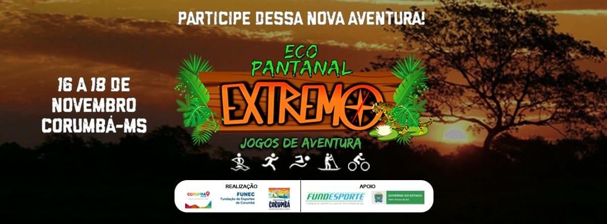 Eco Pantanal Extremo: MTB terá provas de curta, média e longa distância