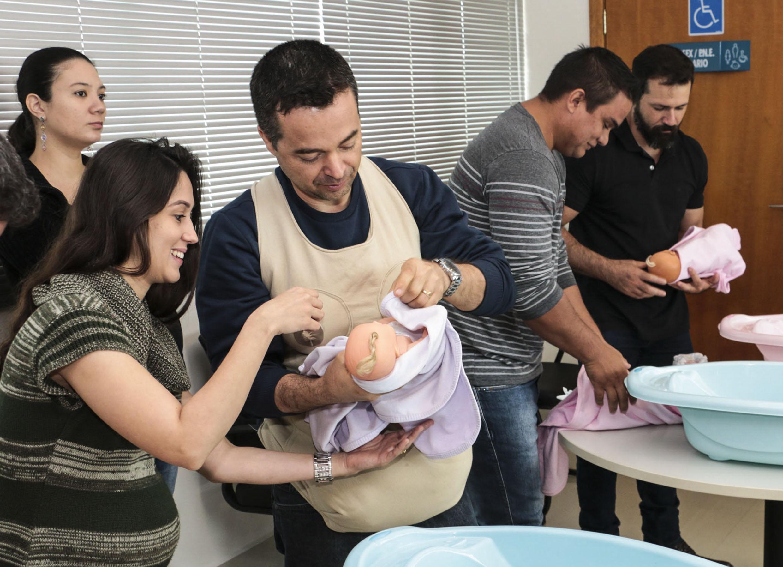 Programa disponibiliza orientações para que a criança já nasça com saúde