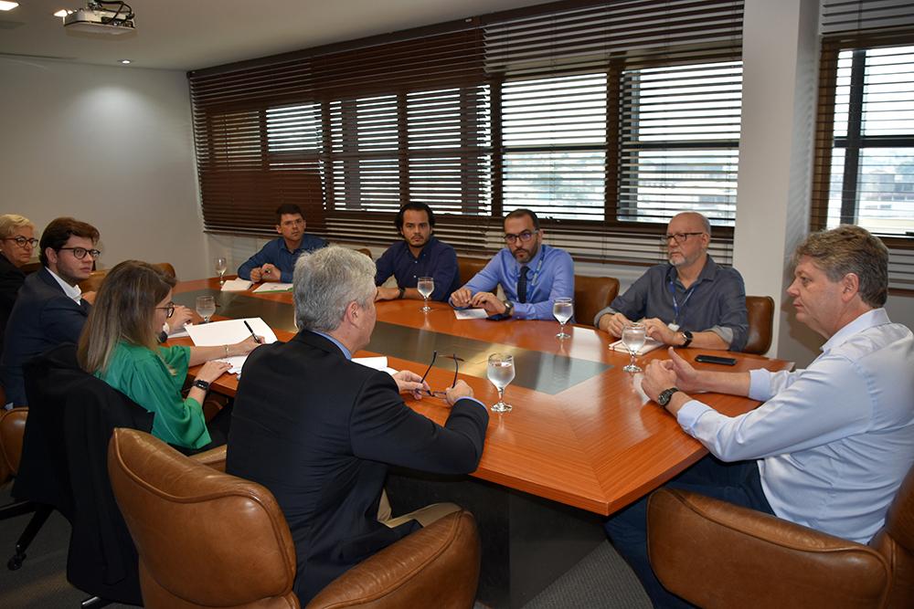 A primeira reunião de alinhamento do encontro foi realizada na terça-feira (20), no Edifício Casa da Indústria, em Campo Grande