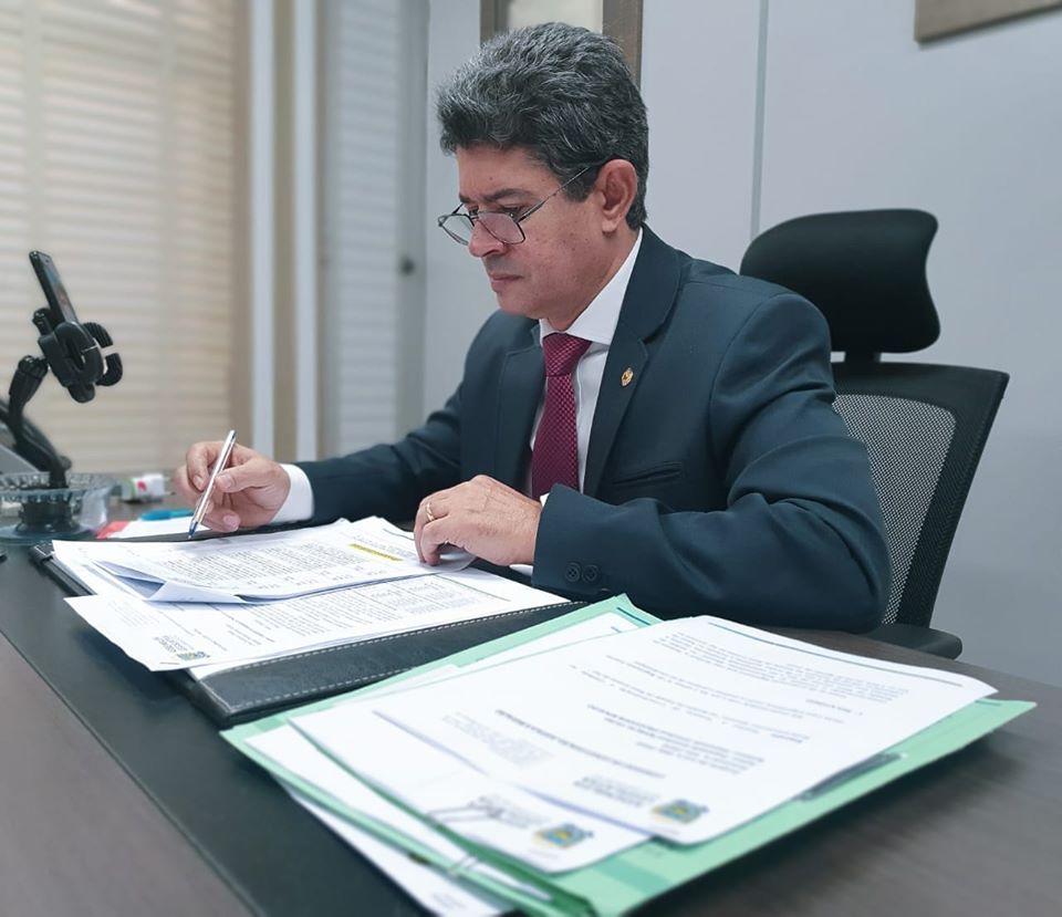 O deputado Rinaldo Modesto: lei é mais um avanço na valorização da vida humana