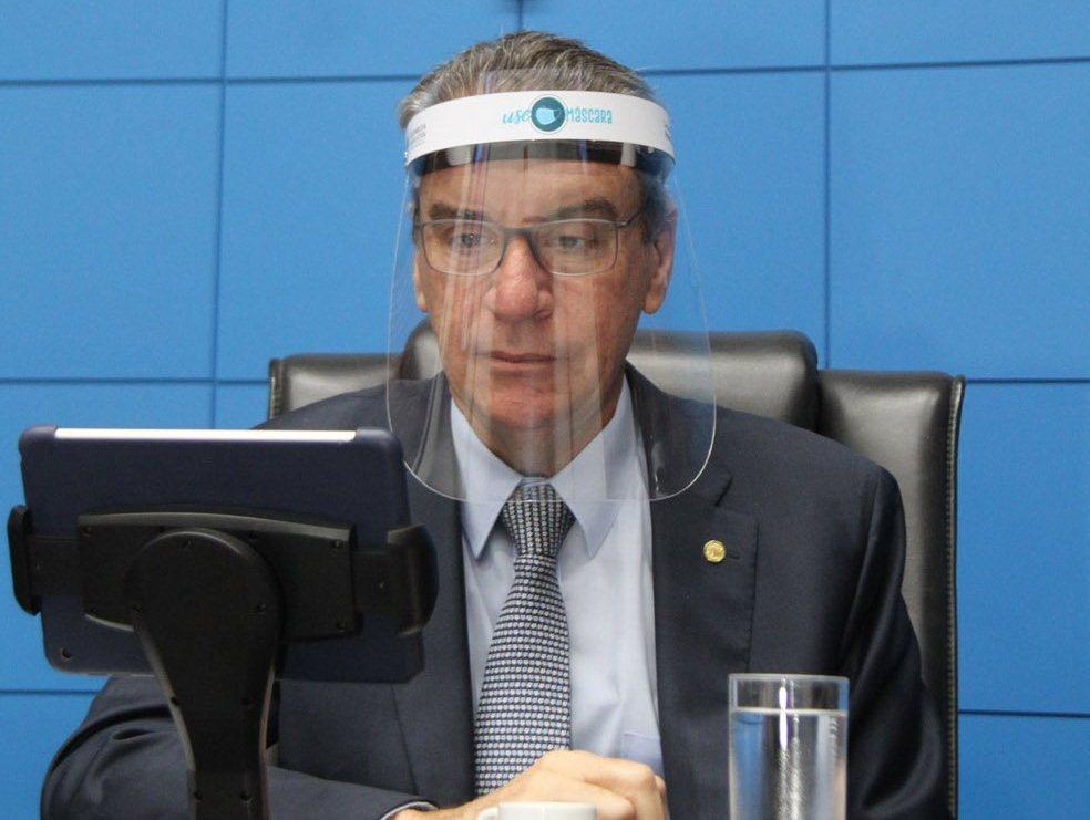 O deputado estadual Paulo Corrêa: necessidade de um apoio diferenciado na crise é indiscutível