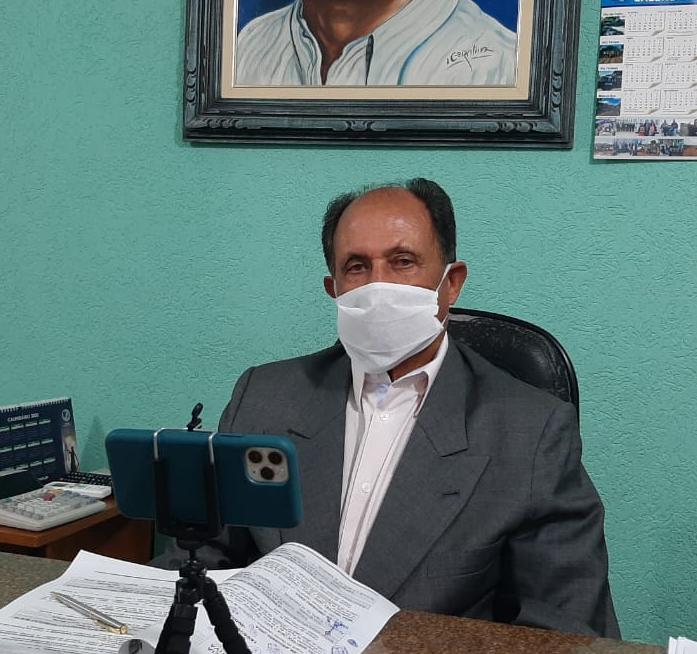 Zé Teixeira: sistemas de saúde público e privado estão no máximo de sua capacidade