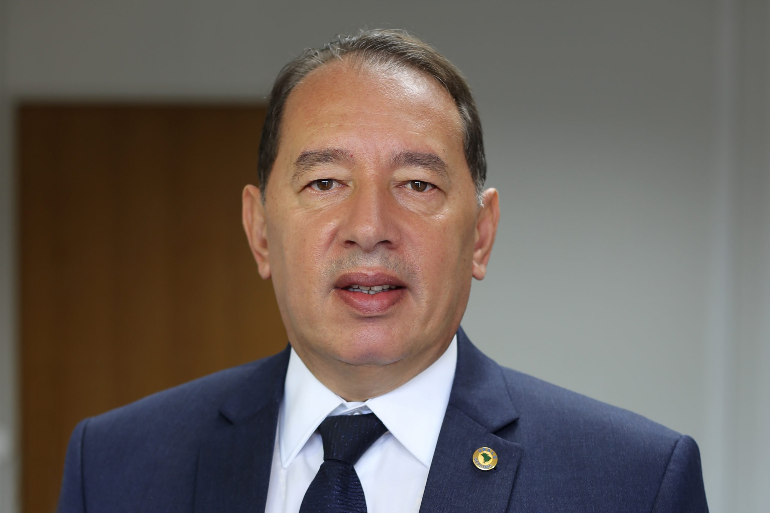 """Gerson Claro e uma de suas vitórias: """"Conseguimos destravar o programa de regularização fundiária"""""""