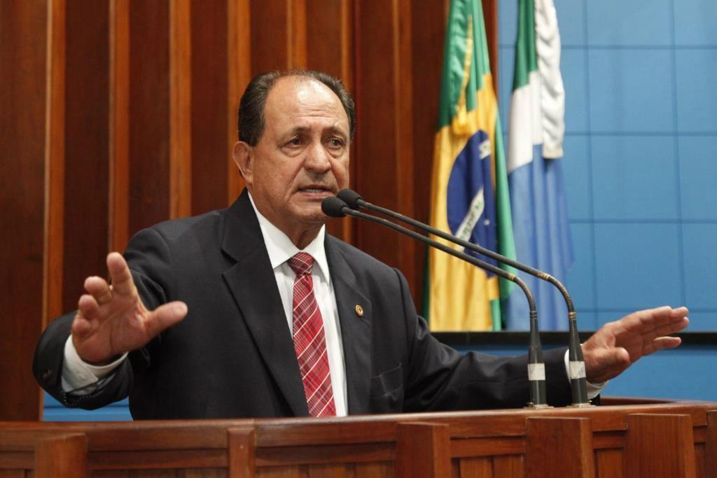 O deputado estadual Zé Teixeira: segurança e prevenção na execução de serviços