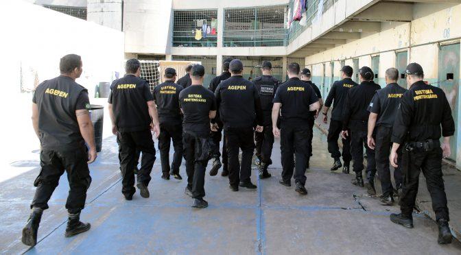 Com as novas nomeações, gestão de Azambuja chega a 858 servidores penitenciários convocados