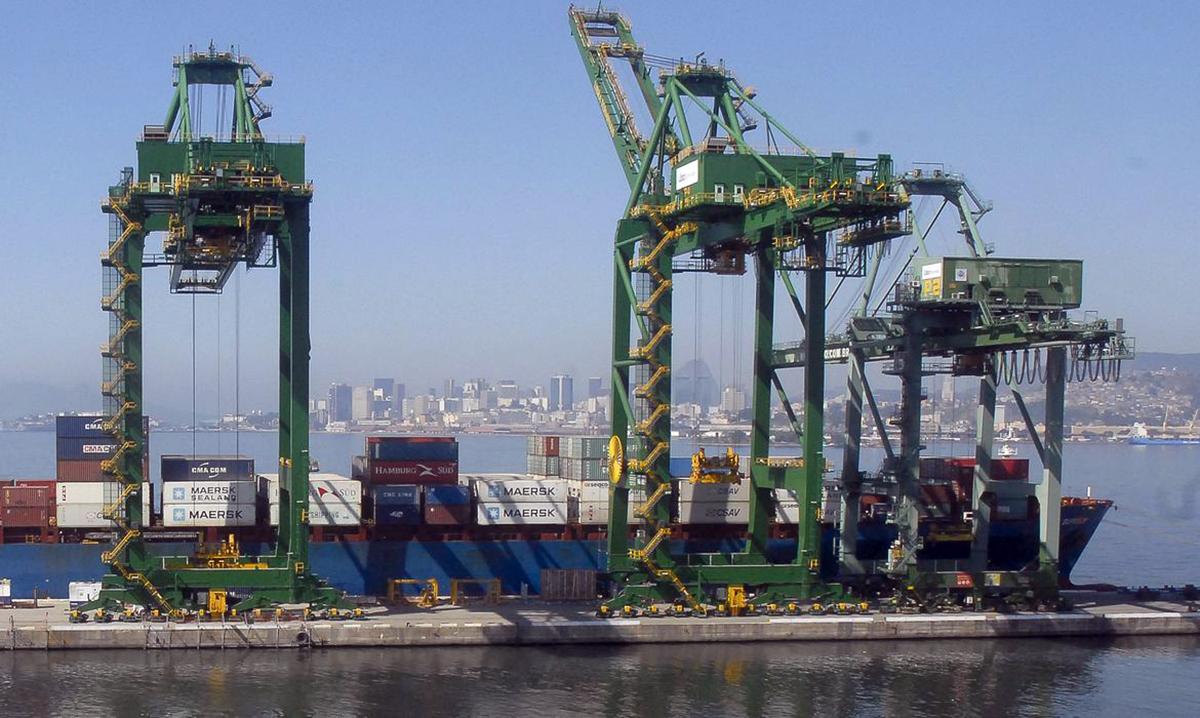 Levantamento traz o melhor resultado acumulado de janeiro a junho da história das exportações de produtos industriais do Estado