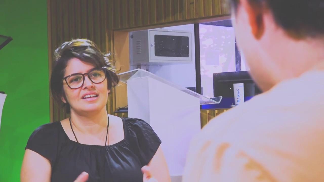 A pré-candidata do Psol, Cris Duarte