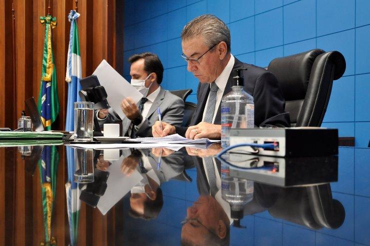 Paulo Corrêa, presidente da Casa, divulga cronograma de tramitação do Plano Plurianual e Lei Orçamentária
