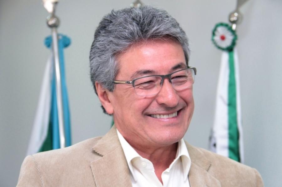 Roberto Hashioka, do PSDB de Nova Andradina
