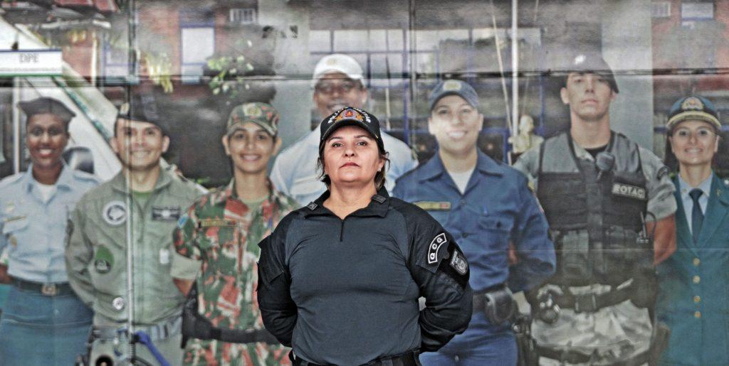 A primeira coronel na história da PMMS, Neidy Centurião: 27 anos de farda