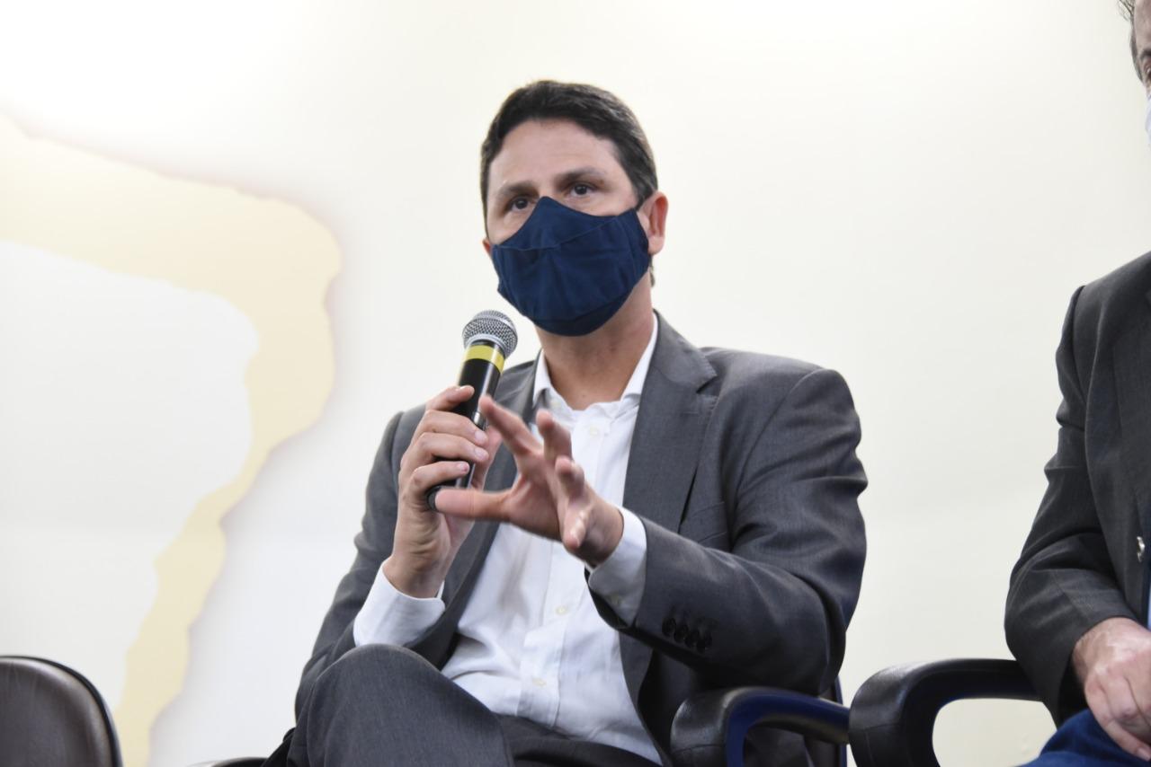 Presidente nacional do PSDB destaca a relevância das legendas nas candidaturas e defende que MS e SP são os estados tucanos mais importantes do país