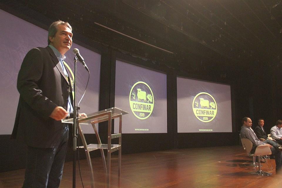 Rogério Beretta, superintendente da Semagro: fortalecer a cadeia produtiva