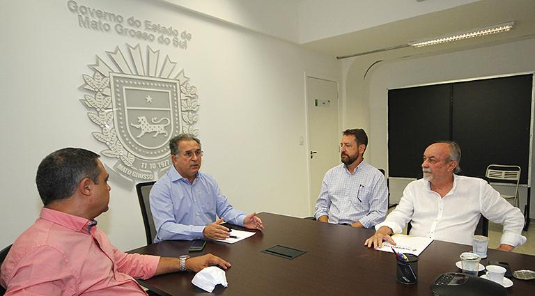 Sérgio Murilo e Lazaroto: decisão rápida em favor do consumidor