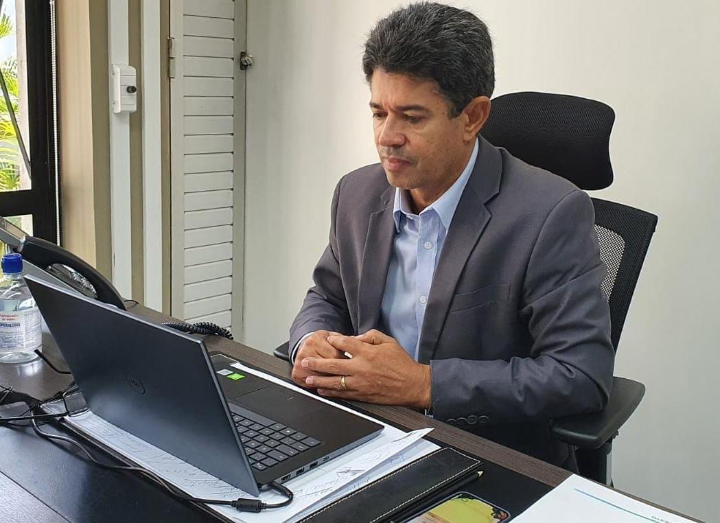 """""""É a gestão responsável que vem assegurando estas soluções"""", afirmou o deputado do PSDB"""