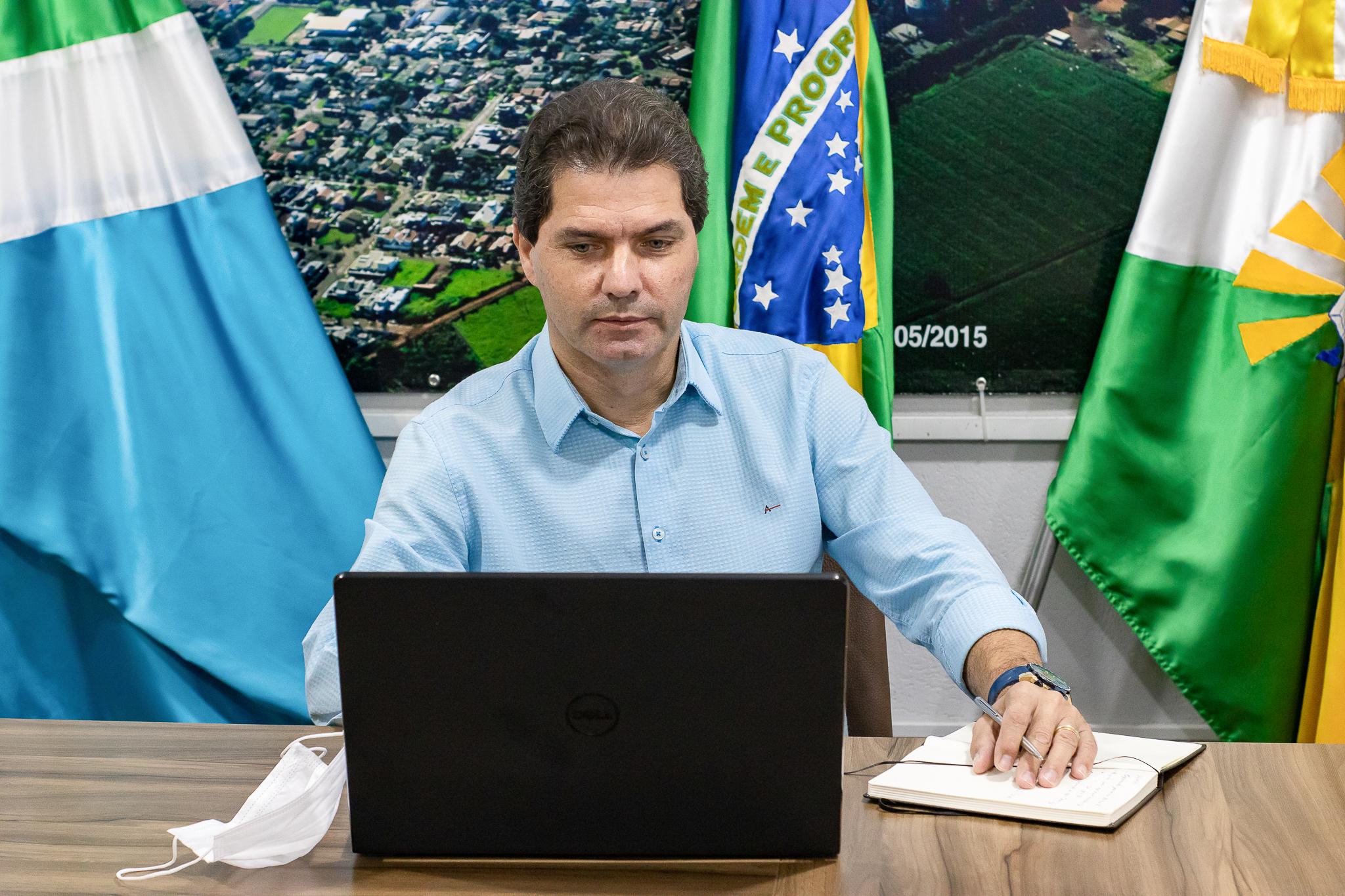 Prefeito de Maracaju completa 100 dias de gestão confiante nos resultados