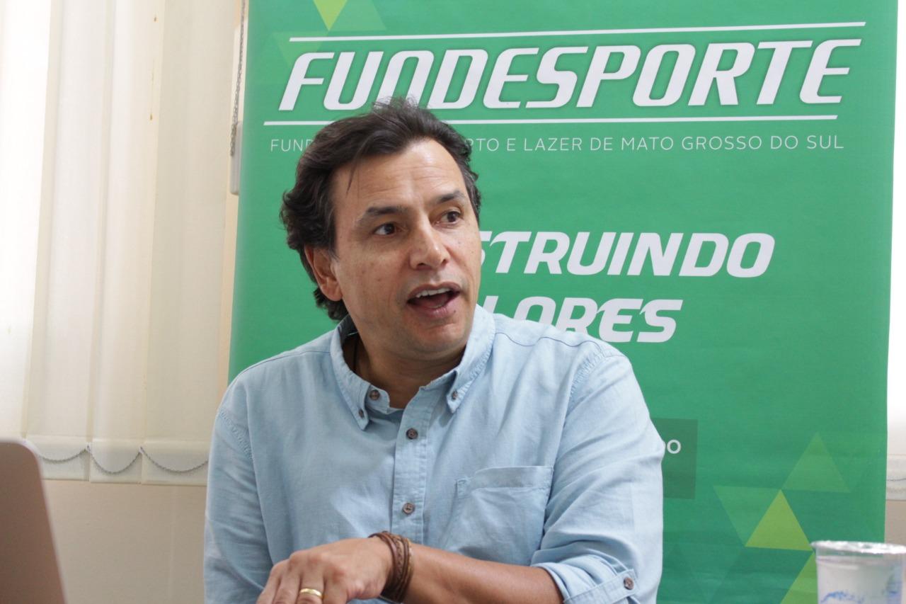 Presidente da Fundesporte credita avanços do setor ao compromisso do governo estadual