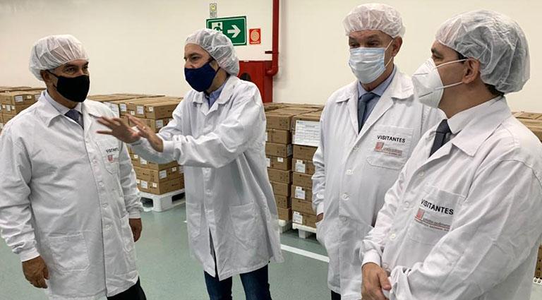 Governo tem abertura para reforçar estoque de doses com decisão no STF