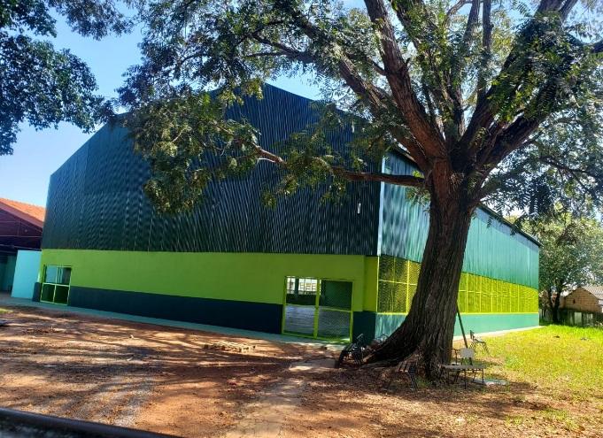 Governo investiu R$ 450 mil em melhorias e modernização da EE Antonio Salustio Areias