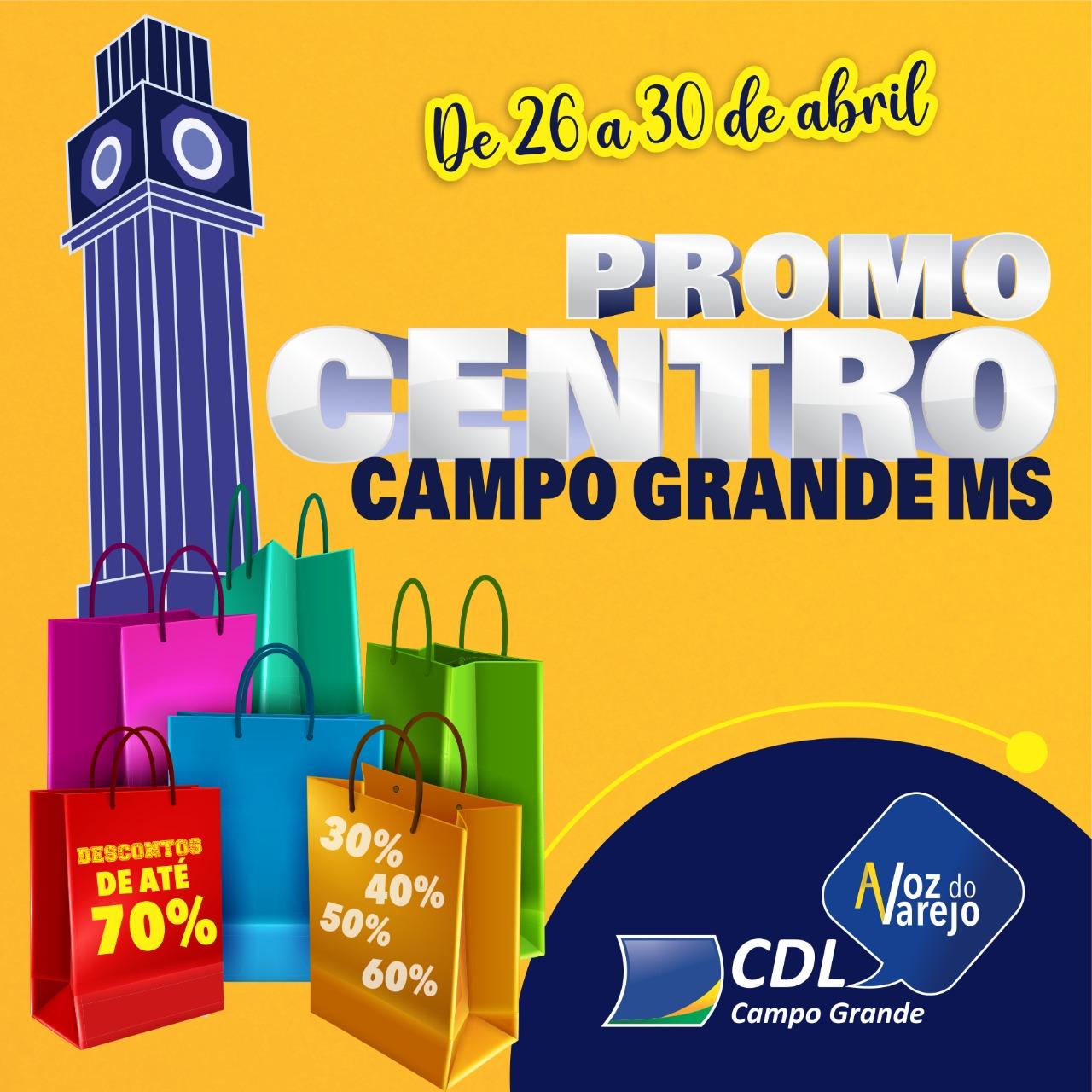 promocentro-campanha-promoção-descontos-lojas-centro-varejo-câmara-dirigentes-lojistas-obras-ruas-centro-campo-grande-ms-2021