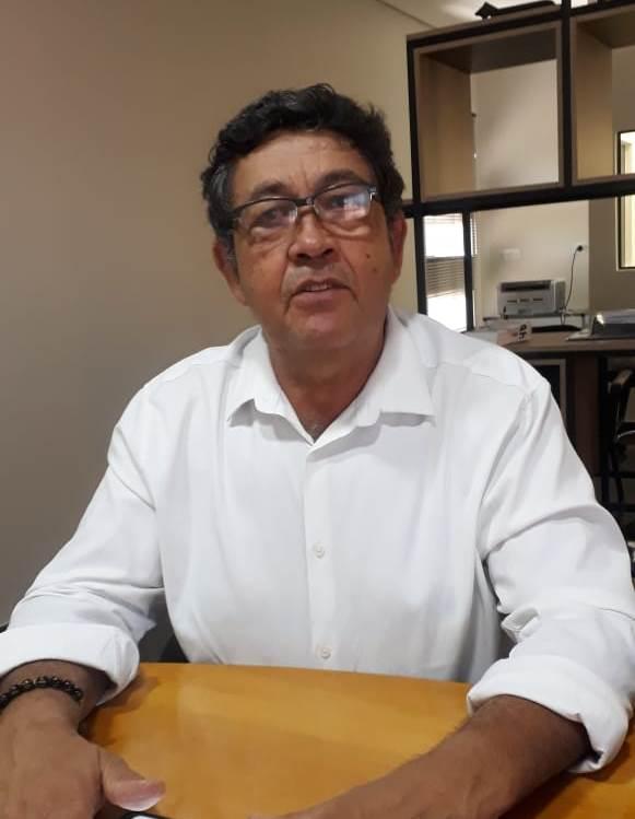 Manoel Victório em campanha por votação do PL 4434/2009, do senador Paulo Paim