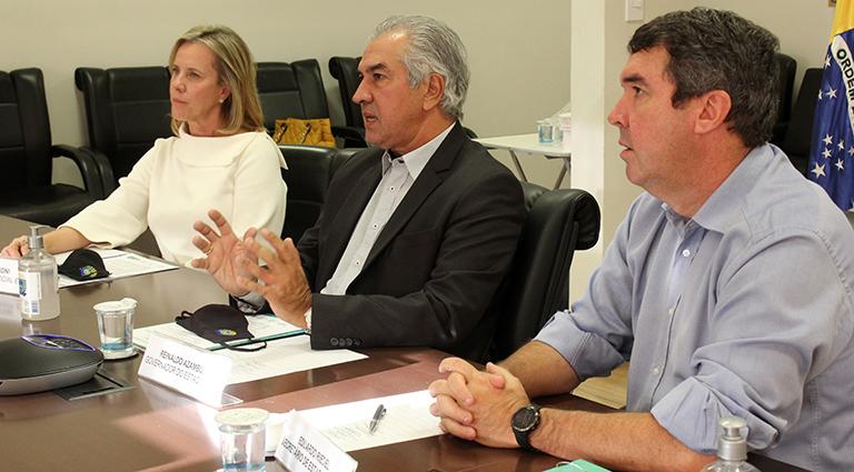 Riedel pontuou prioridades nas áreas de energia, infraestrutura e turismo