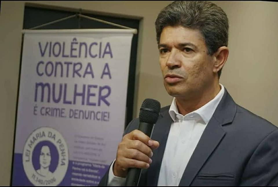 O parlamentar criou o 'Dia Estadual de Combate ao Feminicídio' em Mato Grosso do Sul