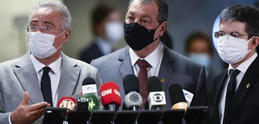 Senadores reúnem farta documentação para produzir relatório sobre o propinovírus
