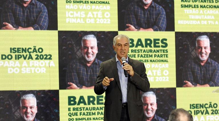 Azambuja lança megapacote, de R$ 763 milhões, para dar novo fôlego às atividades atropeladas pela pandemia