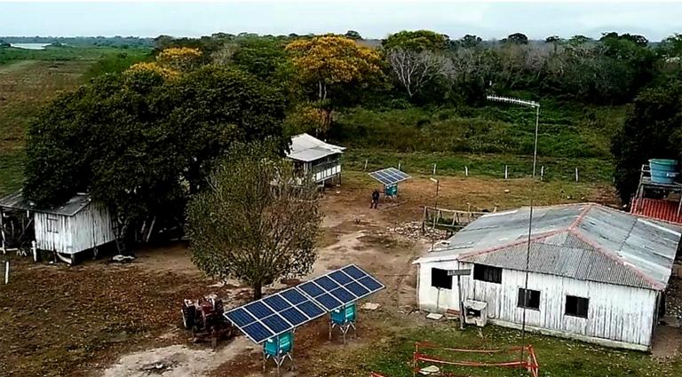Modelo de geração solar abrange a maioria dos grandes e pequenos produtores rurais e comunidades ribeirinhas