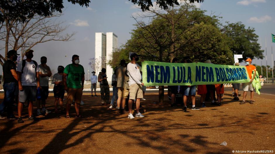 Protestos convocados pelo MBL não tiveram grande adesão