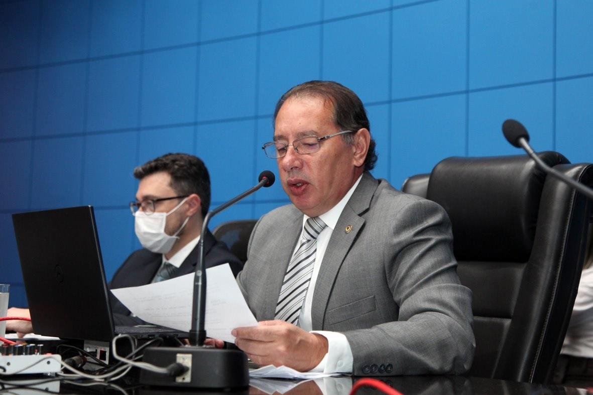 Gerson Claro intermedia reivindicação por delegacia especializada na fronteira