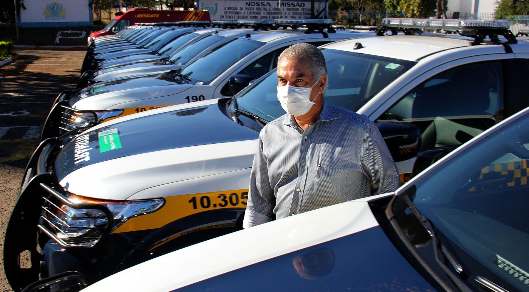 Governador destaca liderança no ranking sobre eficácia para elucidar crimes