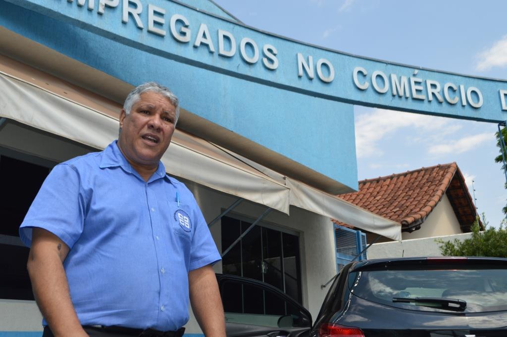 Presidente do Sindicato dos Empregados, Carlos Sérgio, garante que entidade estará vigilante para cumprimento de acordo