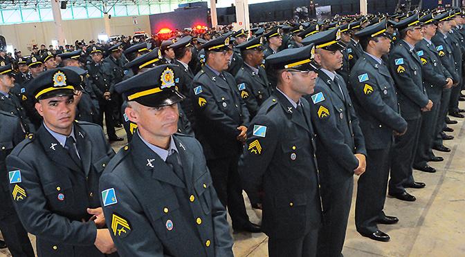 Reforço de efetivo, promoções e formação acrescentam atrativos à carreira policial